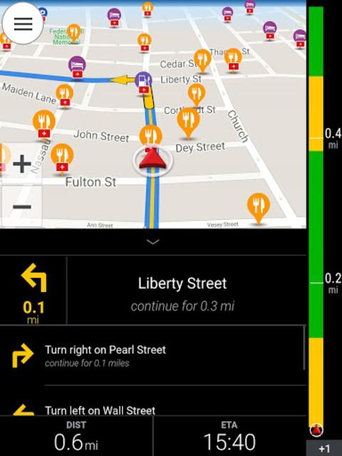 CoPilot USA - GPS Navigation screenshot 14