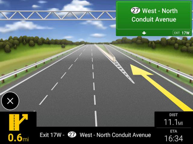 CoPilot USA - GPS Navigation screenshot 15