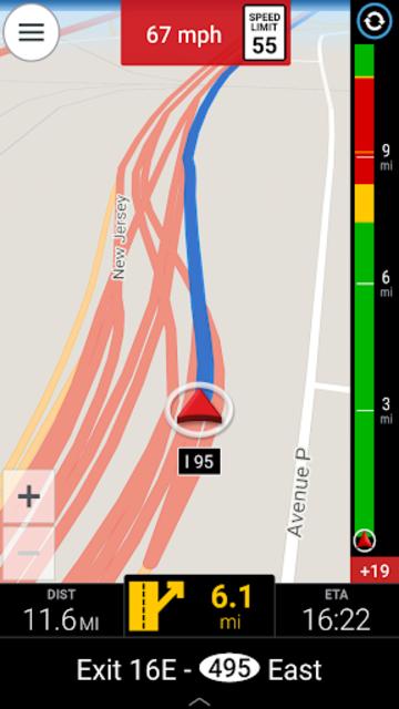 CoPilot USA - GPS Navigation screenshot 16