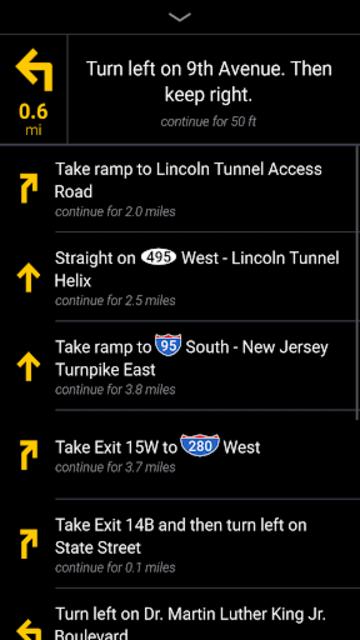 CoPilot USA - GPS Navigation screenshot 17