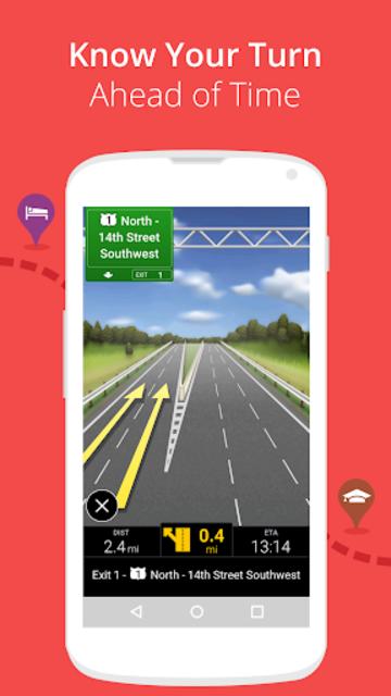 CoPilot USA - GPS Navigation screenshot 4