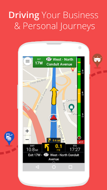 CoPilot USA - GPS Navigation screenshot 7
