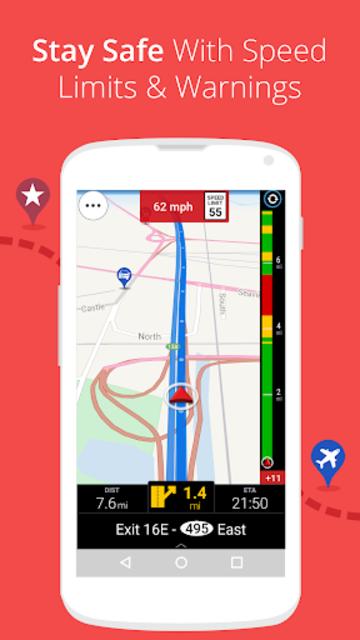 CoPilot USA - GPS Navigation screenshot 8