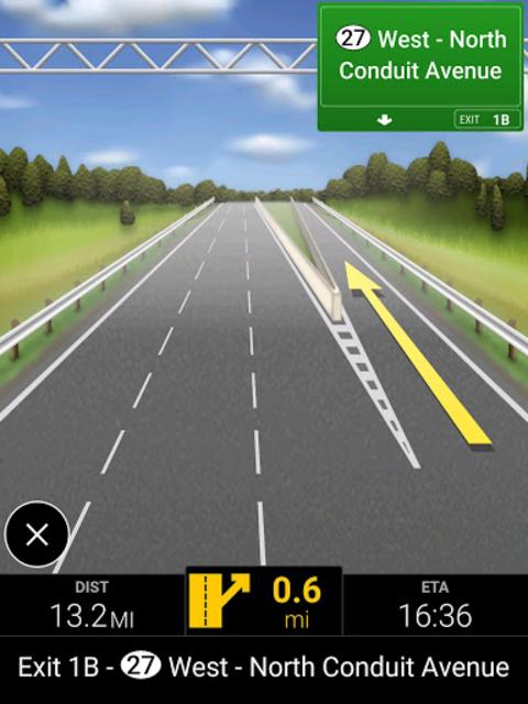 CoPilot USA - GPS Navigation screenshot 9