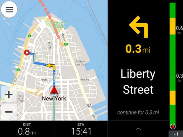 CoPilot USA - GPS Navigation screenshot 10