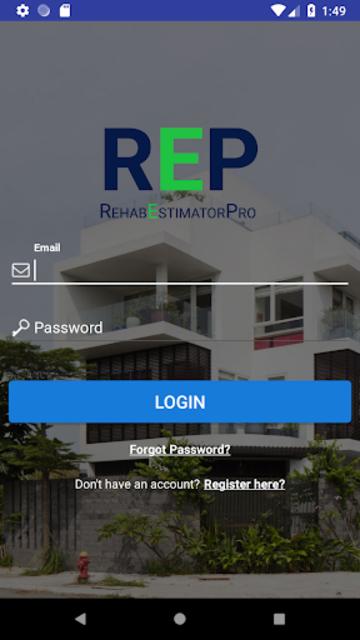 REI Estimator Pro for Investors screenshot 1
