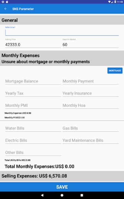 REI Estimator Pro for Investors screenshot 13