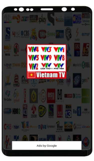 TV Vietnam - All Live TV Channels 2019 screenshot 1