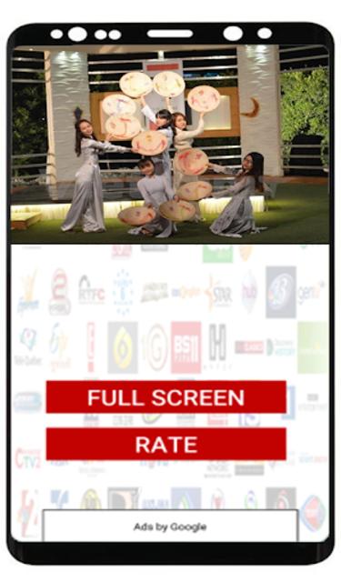 TV Vietnam - All Live TV Channels 2019 screenshot 3