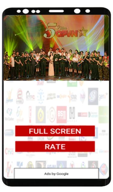 TV Vietnam - All Live TV Channels 2019 screenshot 4