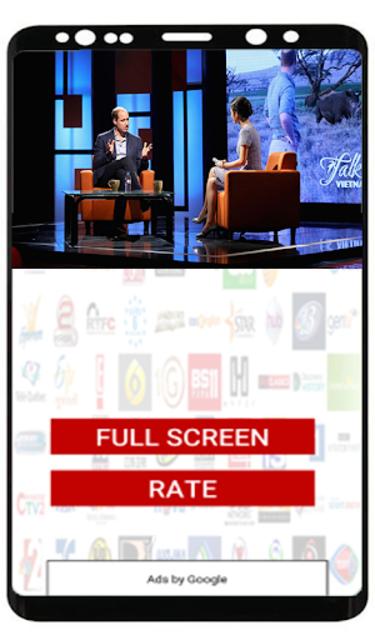 TV Vietnam - All Live TV Channels 2019 screenshot 6