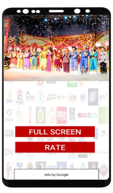 TV Vietnam - All Live TV Channels 2019 screenshot 8