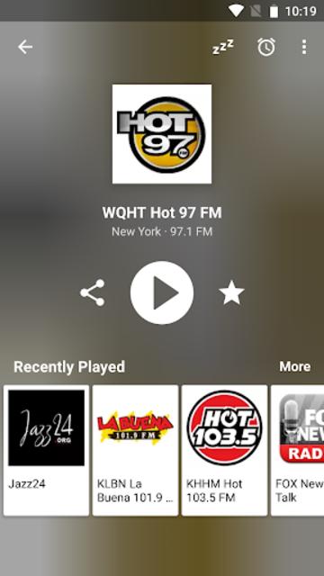 Radio USA FM screenshot 2