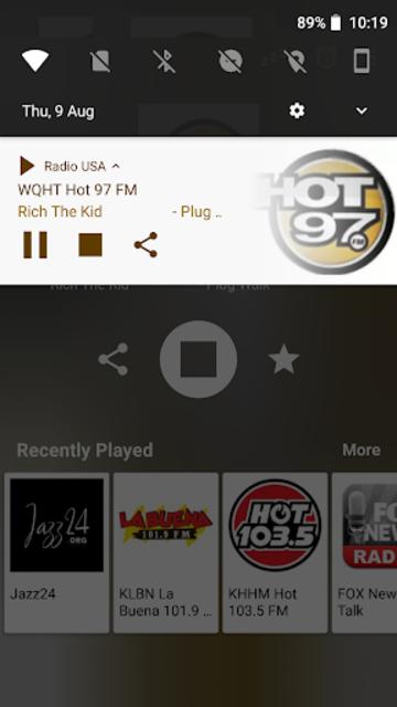 Radio USA FM screenshot 3