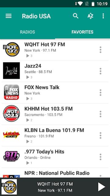 Radio USA FM screenshot 7