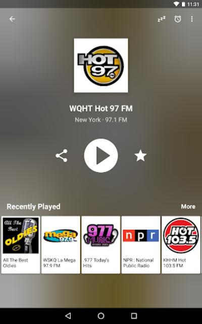 Radio USA FM screenshot 12