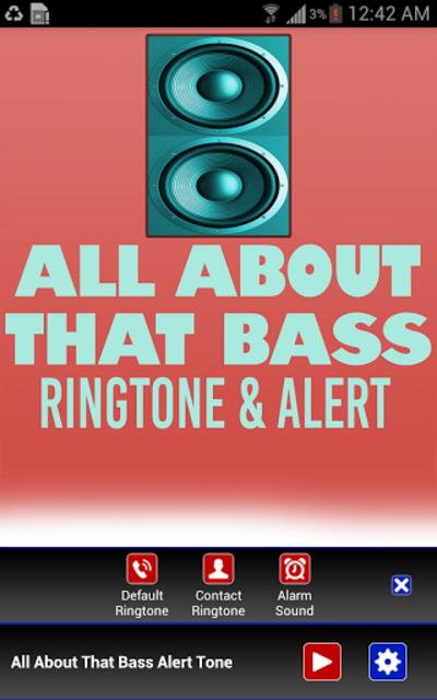 All About That Bass Ringtone screenshot 2