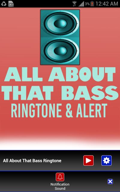 All About That Bass Ringtone screenshot 3