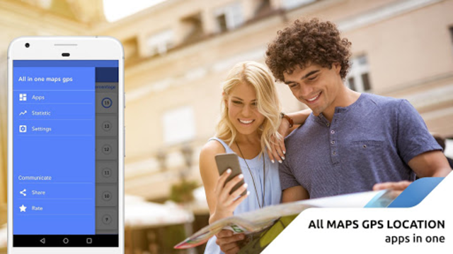 Maps GPS Navigation - Location Driving All-in-one screenshot 3