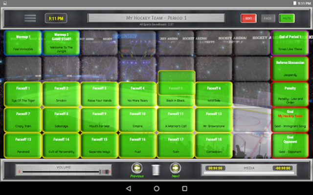 All-Sports Soundboard screenshot 13