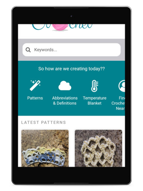 All Things Crochet screenshot 6