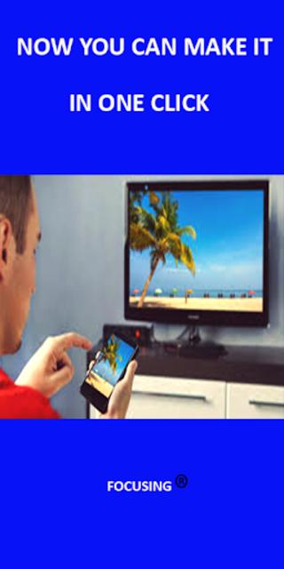 ALL CAST MIRACAST TV screenshot 2