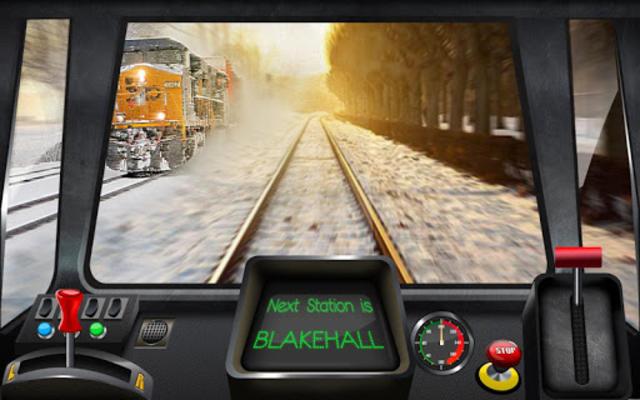 Egypt Train Simulator Games : Train Games screenshot 21