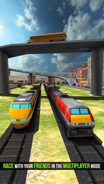 Egypt Train Simulator Games : Train Games screenshot 24