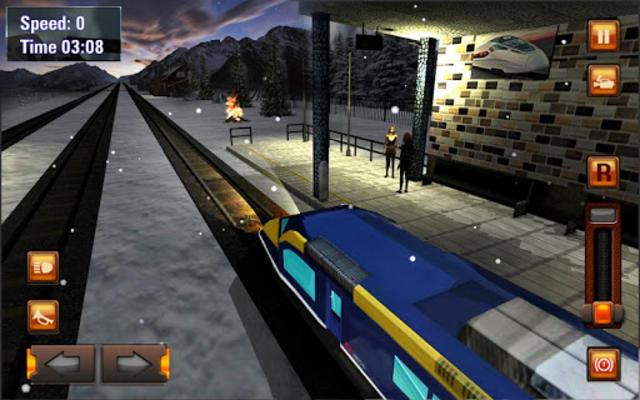 Egypt Train Simulator Games : Train Games screenshot 3