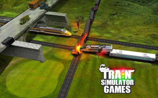 Egypt Train Simulator Games : Train Games screenshot 4