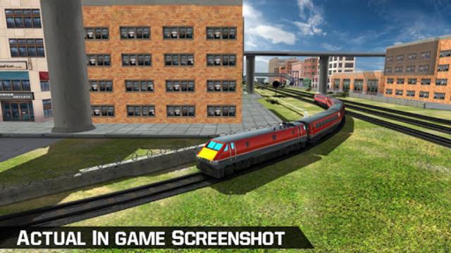 Egypt Train Simulator Games : Train Games screenshot 5