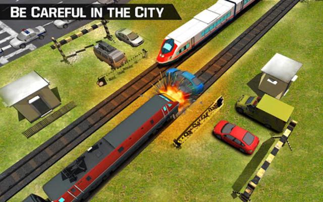 Egypt Train Simulator Games : Train Games screenshot 7
