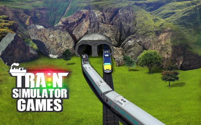 Egypt Train Simulator Games : Train Games screenshot 8