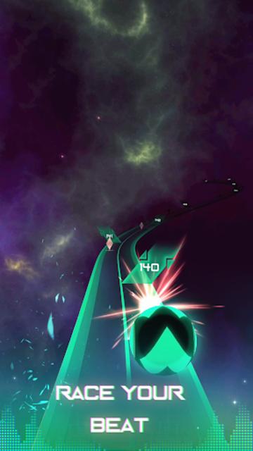 Infinity Run: Rush Balls On Rhythm Roller Coaster screenshot 4
