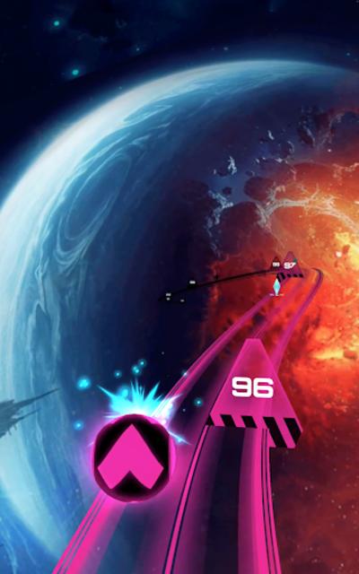 Infinity Run: Rush Balls On Rhythm Roller Coaster screenshot 11