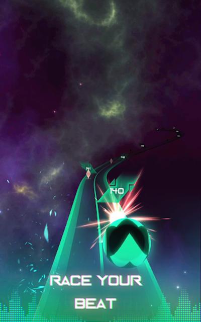 Infinity Run: Rush Balls On Rhythm Roller Coaster screenshot 12