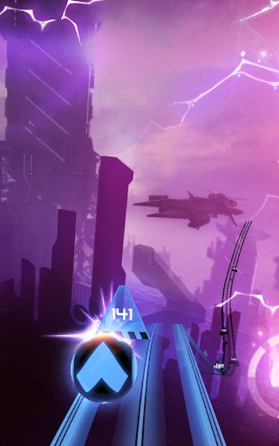 Infinity Run: Rush Balls On Rhythm Roller Coaster screenshot 18