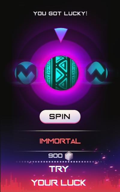 Infinity Run: Rush Balls On Rhythm Roller Coaster screenshot 23