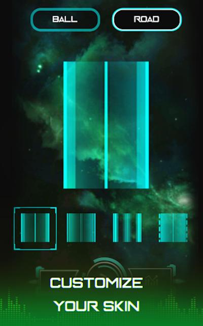 Infinity Run: Rush Balls On Rhythm Roller Coaster screenshot 16