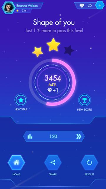 Magic Twist: Twister Music Ball Game screenshot 18
