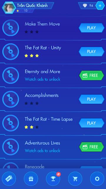 Magic Twist: Twister Music Ball Game screenshot 20