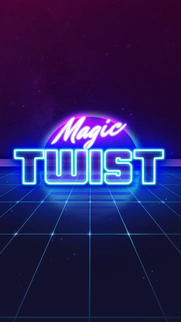 Magic Twist: Twister Music Ball Game screenshot 5