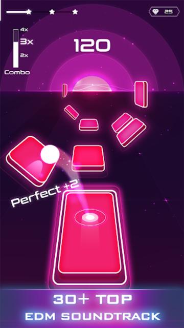 Magic Twist: Twister Music Ball Game screenshot 11