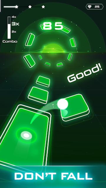 Magic Twist: Twister Music Ball Game screenshot 13