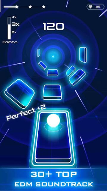 Magic Twist: Twister Music Ball Game screenshot 2