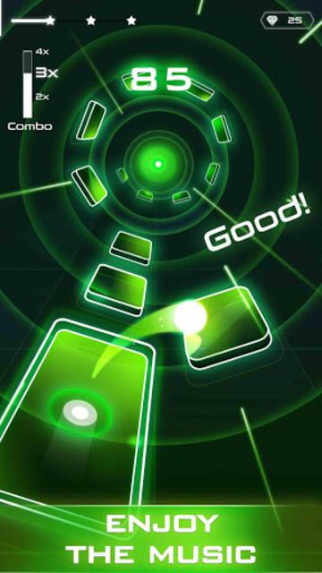 Magic Twist: Twister Music Ball Game screenshot 4