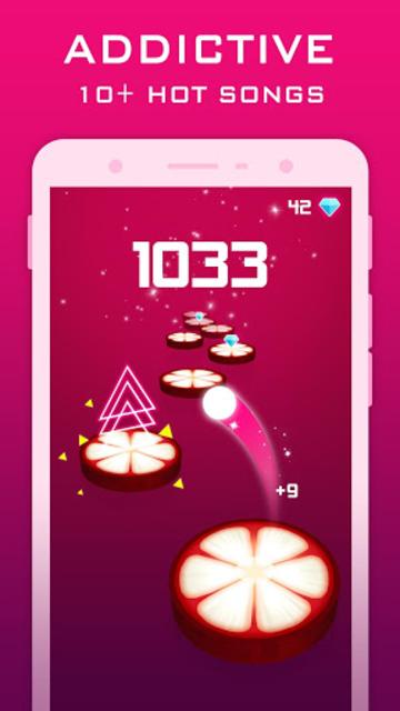Splashy Tiles: Bouncing To The Fruit Tiles screenshot 4