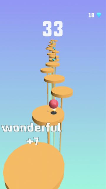 Splashy Tiles: Bouncing To The Fruit Tiles screenshot 7