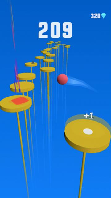 Splashy Tiles: Bouncing To The Fruit Tiles screenshot 8