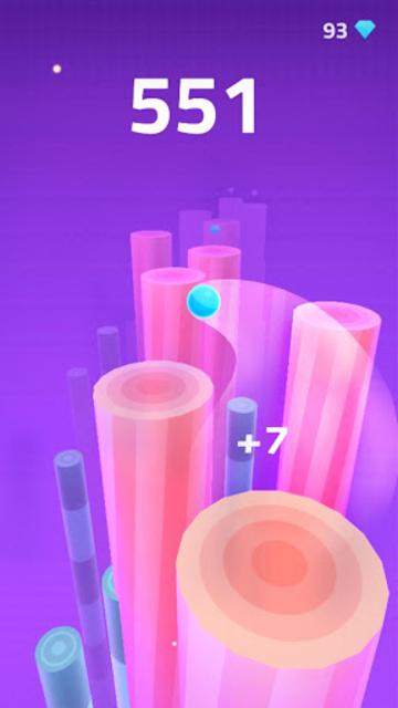 Splashy Tiles: Bouncing To The Fruit Tiles screenshot 6